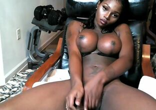 Tori ebony knockers